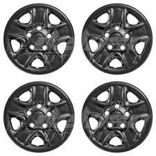 "18"" Black Wheel Skins Hubcaps FOR  2007 - 2016 2017 2018 2019 2020 Toyota Tundra"