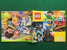 (Q28) LEGO CATALOGO GENERALE Giu/Dic 2016 HOBBIT STAR WARS Brochure KATALOG