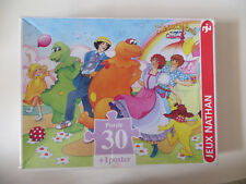 puzzle L'ile aux enfants, au pays de Casimir - Cavahel Vintage