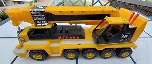 Cat Diesel Telescopic Crane toy truck. Our # x1312