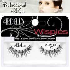 Ardell Cosmetics Wispies False Fake Eyelashes Invisibands - Black Wispy 122