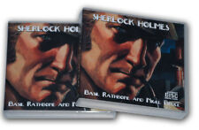 SHERLOCK HOLMES with Rathbone and Bruce OLD TIME RADIO - 26 AUDIO CD - 52 SHOWS