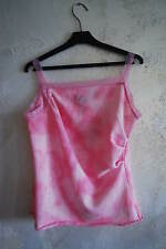 Designer Kein Yuki LIZ LISA Stile Sole Sfumati Rosa Tie Dye pizzo RIM Gyaru vivi Top