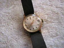 Vintage Alsta Incabloc Automatic Women's Watch Date