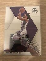 Mint 2019-2020 Panini Mosaic MARVIN BAGLEY III Base #20 Sacramento Kings