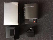 Leica 18753 Visoflex EVF2 visor electrónico (serie M, X2, X Vario,) Exc + +