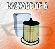 CARTRIDGE OIL FILTER L15436 FOR BUICK CHEVROLET GMC PONTIAC SATURN - CASE OF 6