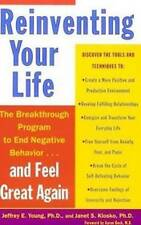 Reinventing Your Life: Break Free Negative Patterns Jeffrey Y | NEW Free Post