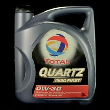 6L (5L+1L) Total Quartz Ineo First 0W-30 - PSA B71 2312, Land Rover, Jaguar ...