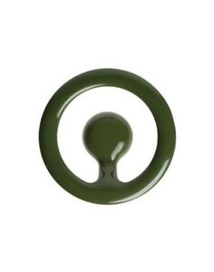 Flos By Marc Newson Orotund Wall Lamp Olive Green