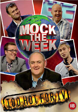 DVD:MOCK THE WEEK - TOO HOT FOR TV - NEW Region 2 UK