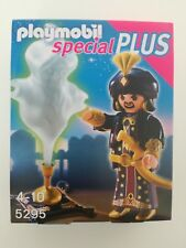 Playmobil 5295 - Magician with Genie from bottle (MISB, NRFP, OVP)