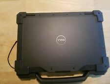 AS IS Dell Latitude 14 Rugged Extreme 7414 i7-6600U 256GB SSD 4GB TOUCH EC BKLT