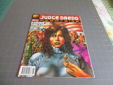 JUDGE DREDD MEGAZINE  ISSUE 25    JAN 1997  FLEETWAY COMICS