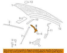 CHRYSLER OEM 00-04 Concorde Hood-Hinge Right 4580138AH BN20