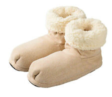 Warmies ® Beddy Bears™ Slippies® Boots Comfort beige Gr. 37-41