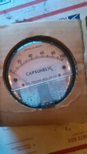 New listing Dwyer Capsuhelic differential Pressure Gauge, 0-100, 500Psig mod 4100
