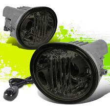 TINTED GLASS LENS OE BUMPER FOG LIGHTS/LAMPS PAIR KIT FOR 05-10 SCION tC/MATRIX