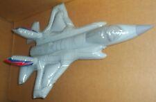Inflable Lightning Ii f35 Avión De Combate Fuerza Aérea Real Golpe Para Inflar Juguete Divertido