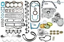 "85-87 TOYOTA MR2 1.6L DOHC Eng. Code ""4AGELC"" Engine Rebuilt Kit AFTERMARKET"
