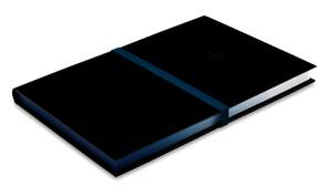 MINI Notebook Gradient Blue (RRP £13) 80245A21238