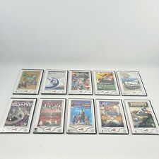 Classic Retro PC Game Bundle. 10 X Games