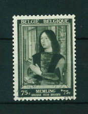 Belgium 1939 Exhibition of Memling's Paintings stamp. Used. Sg 855