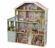 Kidkraft Grand View Mansion 65954A Made of Wood and MDF Board