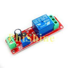 DC 12V NE555 Delay Relay Module Time Delay Switch Delay Adjustable 0~10 Second