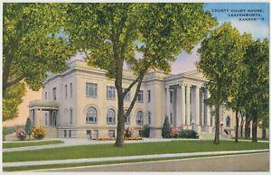 Leavenworth County Court House, Leavenworth, Kansas