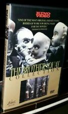 The Brothers Quay Collection Astonishing Short Films DVD KINO Unrated 1984-1993