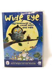Wide Eye - The Adventures Of Little Hoot y Flea DVD Animación Jane Horrocks