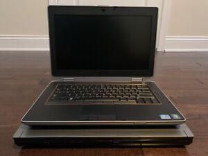 MIXED LOT OF 2: Dell Precision M4500 i7 + Dell Latitude E6420 i5, RAM, one HDD