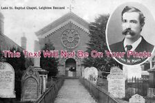 BF 205 - Lake Street Baptist Chapel, Leighton Buzzard, Bedfordshire c1906 Photo