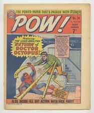 Pow! #24 FN+ 6.5 1967