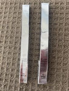 LANCOME Le Lip Liner - Vermillion (369) Orange Sacre (66) - Damaged Box TESTERS