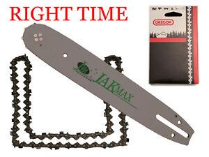 "HUSQVARNA 136 137 435 440 15"" Chain Saw Guide bar and chain 64 x 325 050"""