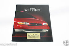 Auto Brochure - Ford - Windstar - 1995 (AB410)