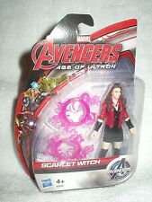 Action Figure Avengers Age Of Ultron Scarlet Witch 3.75 inch