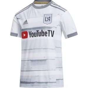 Adidas MLS LAFC Football Club 20/21 Alternate Away Jersey Small GE5944 YoutubeTV