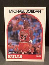 Michael Jordan 1989 NBA Hoops #200