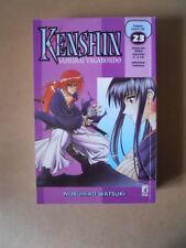 KENSHIN #23 Samurai Vagabondo Nobuhiro Watsuki Star Comics Manga [G955]