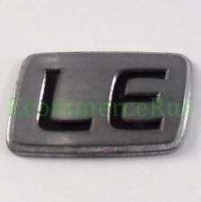 97 98 99 00 01 Toyota Camry LE Trunk Lid Script Emblem Nameplate Rear Badge