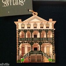 John Rutledge House Inn Or012 Charleston Sc Ornament Shelia'S Historical