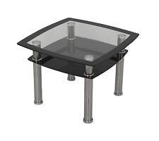 mensola vetro in vendita   ebay - Ampio Divano Ad Angolo Con Vetro Di Stoccaggio
