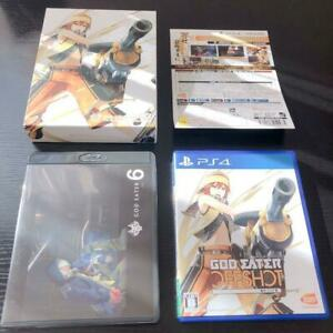 PS4 GOD EATER OFF SHOT Twin Pack & animation Vol. 6 4560467049975 Japan