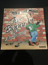 Vinyle, 45 tours : JIVE BUNNY & THE MASTERMIXERS, Swing the mood, Glen Miller