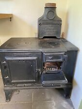 More details for antique cast iron stove the number 48-56