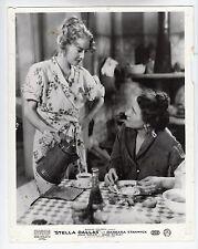 """Barbara Stanwyck / Marjorie Main (Pressef. '37) - in """"Stella Dallas"""""""
