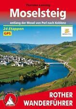 Moselsteig von Thorsten Lensing (Taschenbuch)